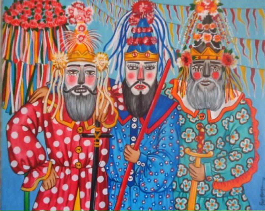 Foliões de Reis I - Ruiy Moura